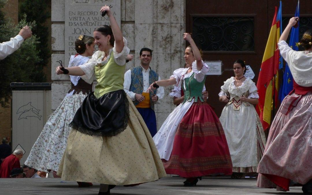 Day of the Community of Valencia (Día de la Comunidad Valenciana)