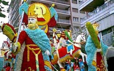 March in Santoña