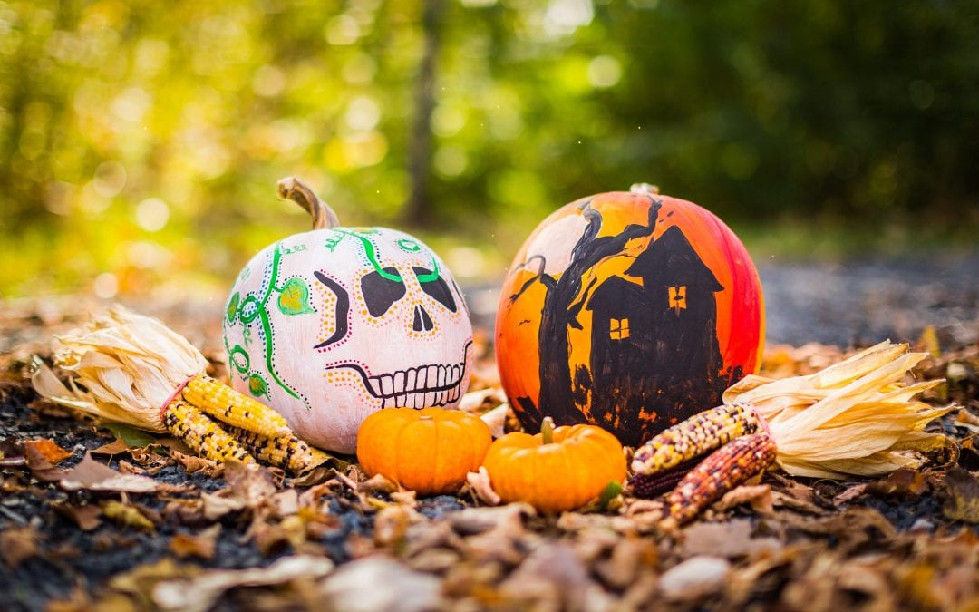 How is Halloween celebrated in Spain?
