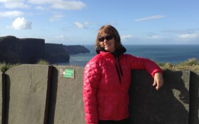 5 minutes with Patricia Entwistle