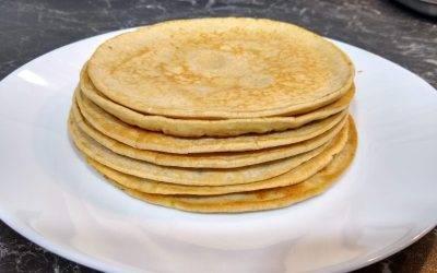 Healthy Pancrepe Recipe