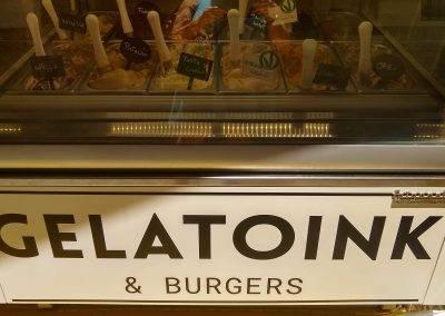 Gelato Bar