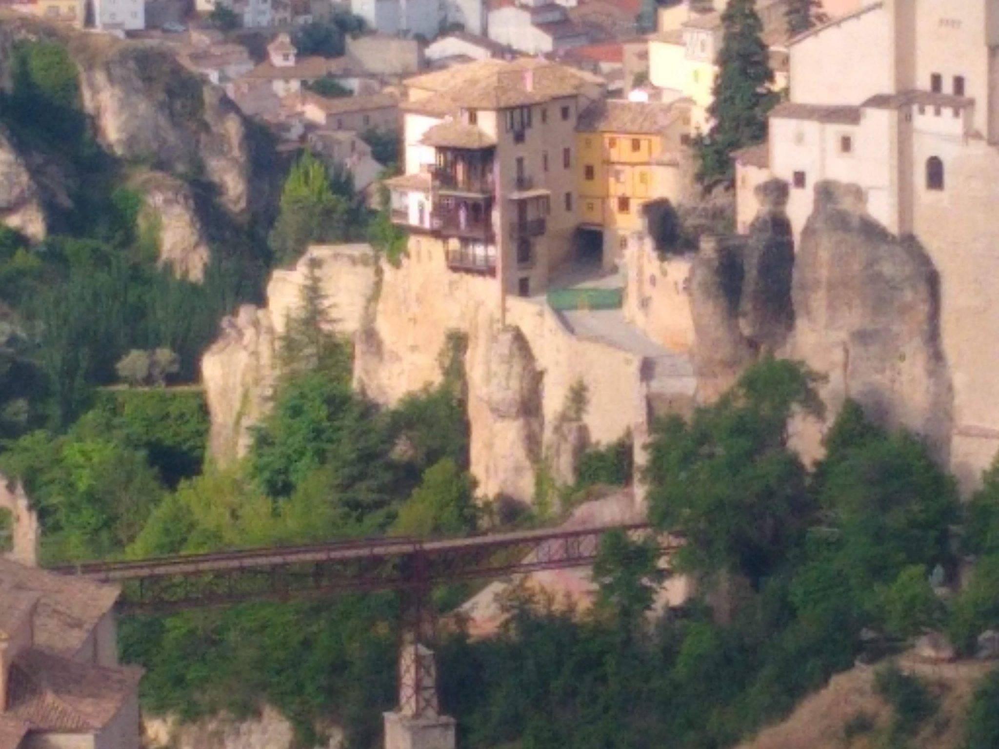 Casa Colgadas de Cuenca